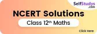 NCERT Solution for class 12th Maths