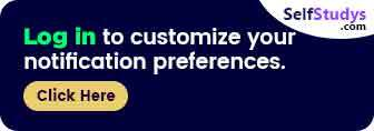 Login Customize Your Notification Preferences