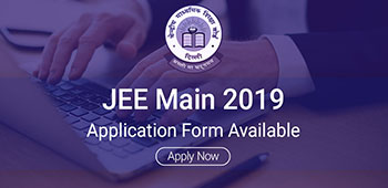 JEE Main Application Form 2019