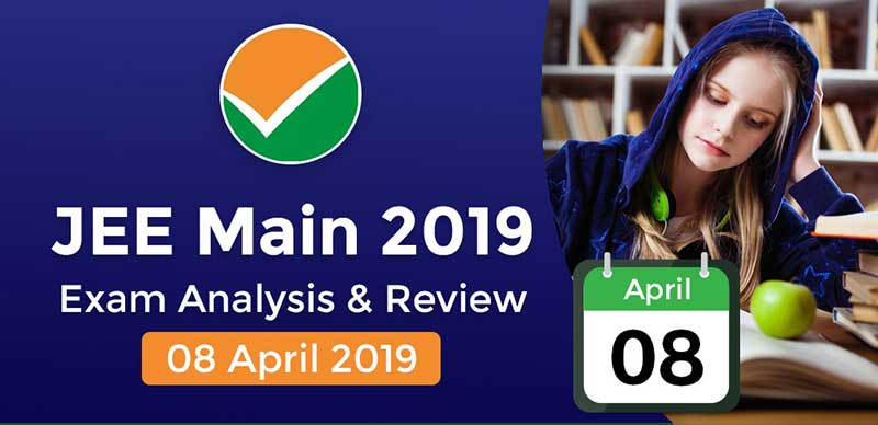 JEE Main 2019: Exam Analysis For Paper 1 (8 April - 2nd Shift)
