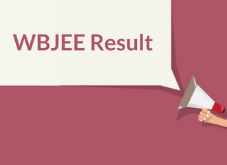 WBJEE Result 2019: Announced