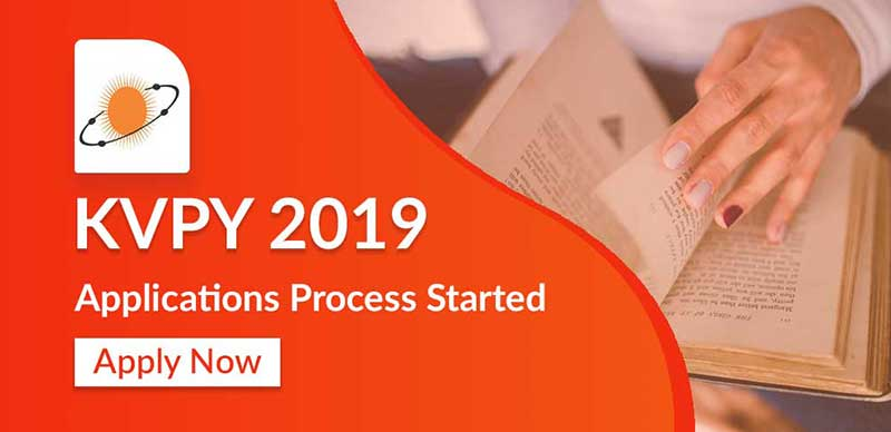 KVPY 2019: Applications Process Started