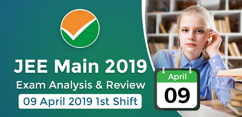 JEE Main 2019: Exam Analysis For Paper 1 (9 April - 1st Shift)