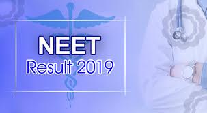 NEET Result 2019: Announced